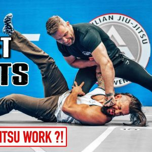 DOES JIU-JITSU WORK in a REAL FIGHT!? | CHOKED UNCONSCIOUS By Most Painful Self Defence Technique!