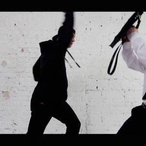 STEALING BAG: Elegant Self-Defence system