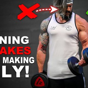5 Common GYM MISTAKES You Didn't Know You Were Making | My Morning Routine + Starting A NEW CHANNEL