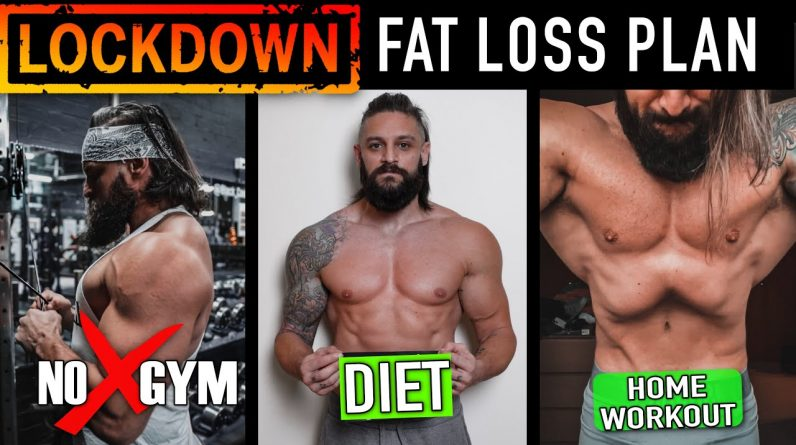 Building Muscle & Six Pack With NO GYM & Quarantine!?! How I WILL Do It! (Beginners Diet included)